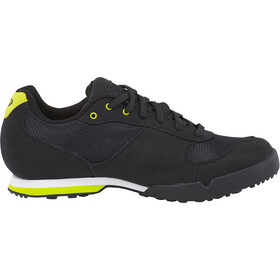Giro Petra VR Chaussures Femme, black/wild lime